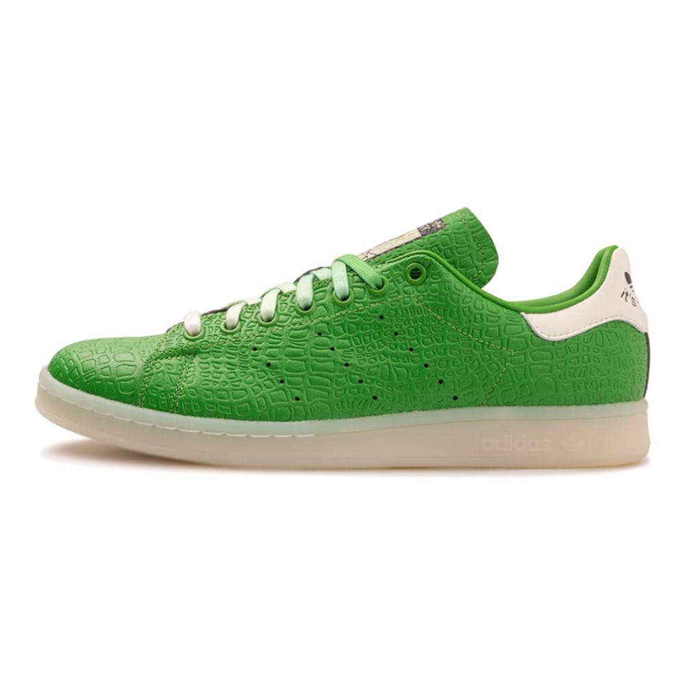 Tenis-adidas-Stan-Smith-Masculino-Verde