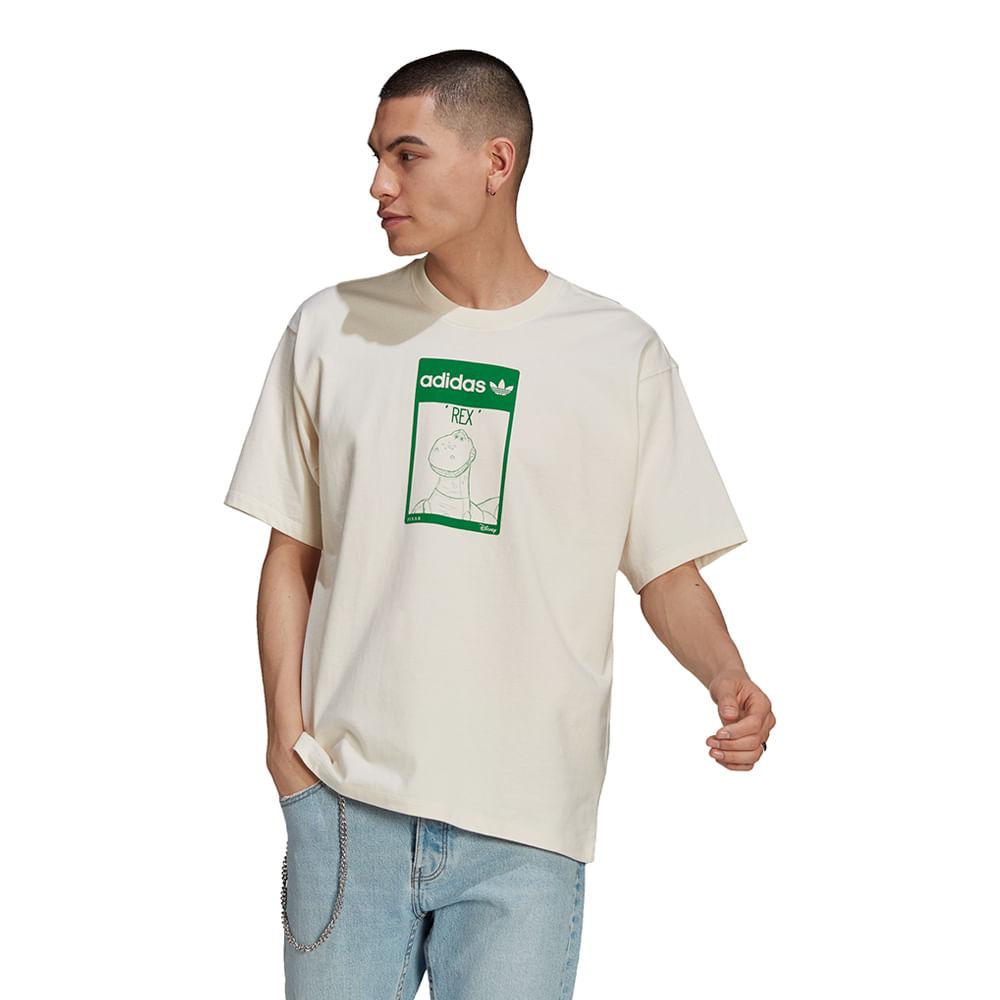 Camiseta-adidas-Rex-Branca