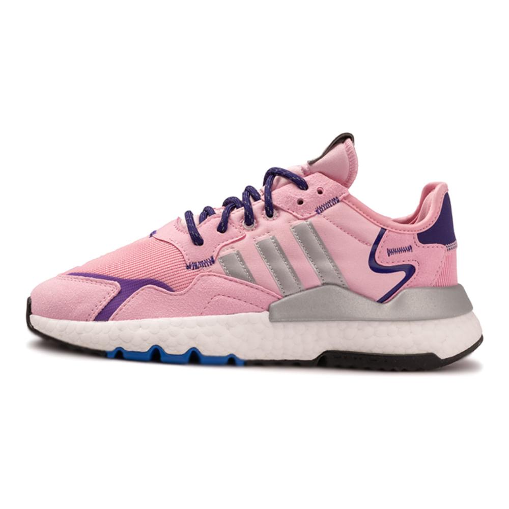 Tenis-adidas-Nite-Jogger-Feminino-Rosa