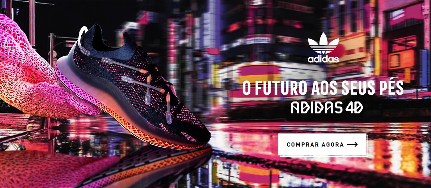 adidas 4D Fusion