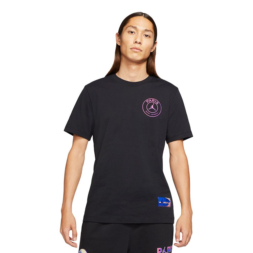 Camiseta-Jordan-X-PSG-Masculina-Preta