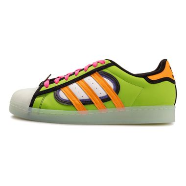 Tenis-adidas-Superstar-X-The-Simpsons-Squishee-Multicolor