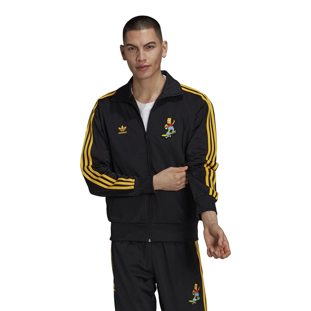 Jaqueta-adidas-X-The-Simpsons-Fb-Masculina-Preta