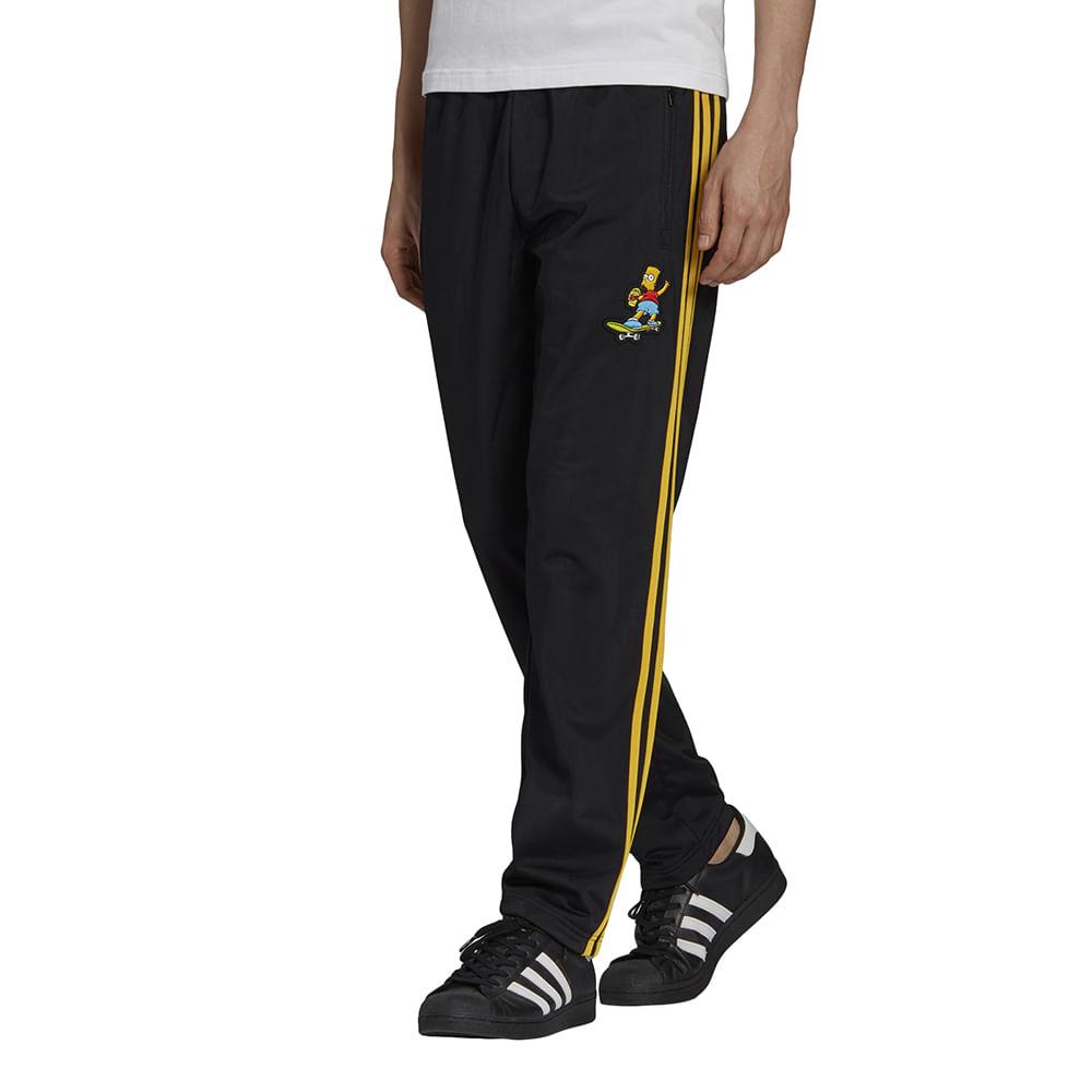 Calca-adidas-X-The-Simpsons-Fb-Masculina-Preta