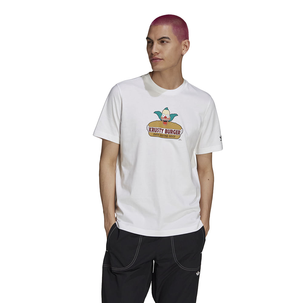 Camiseta-adidas-X-The-Simpsons-Kb-Masculina-Branca