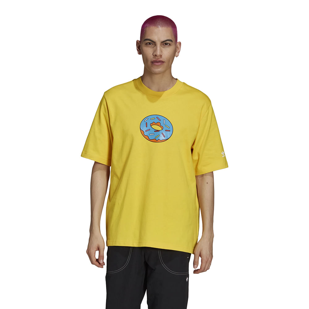 Camiseta-adidas-X-The-Simpsons-D-Oh-Masculina-Amarela