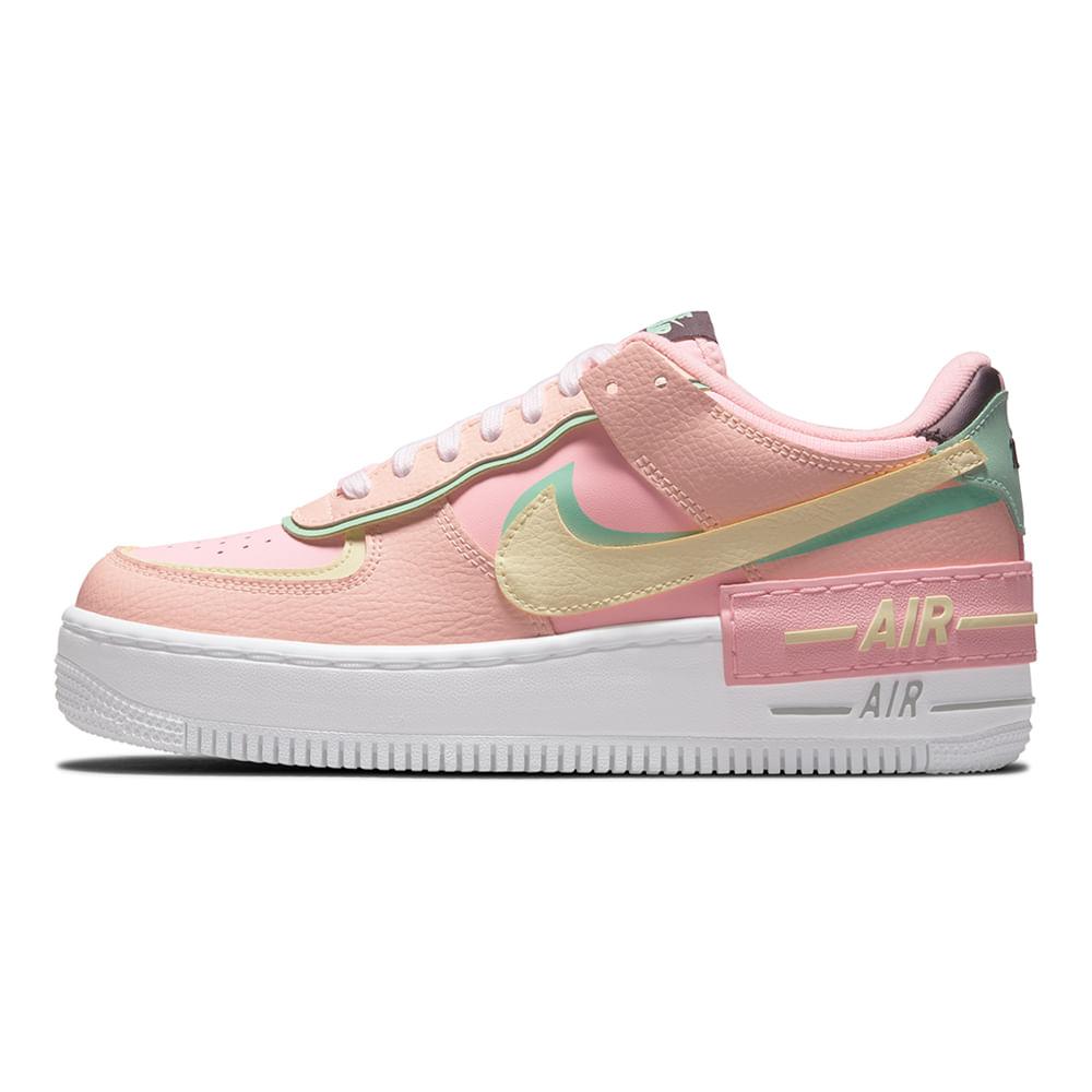 Tenis-Nike-Air-Force-1-Shadow-Feminino-Multicolor