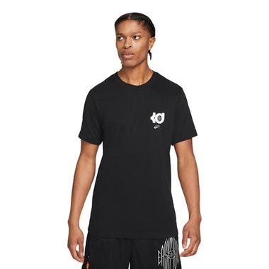 Camiseta-Nike-Dri-FIT-KD-Logo-Masculina-Preta