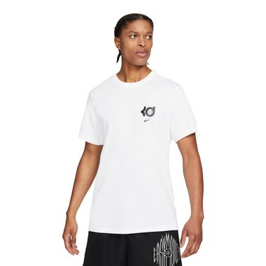 Camiseta-Nike-Dri-FIT-KD-Logo-Masculina-Branca