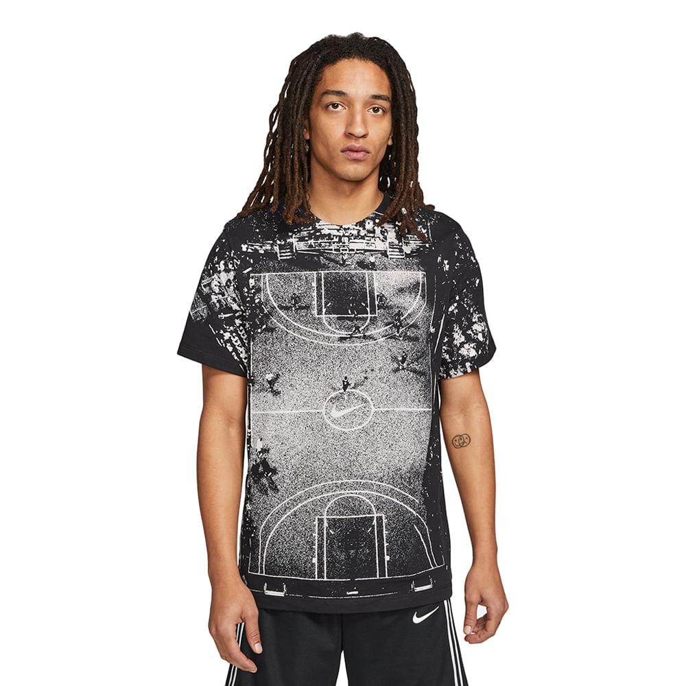 Camiseta-Nike-Ny-Vs-Ny-Masculina-Preta