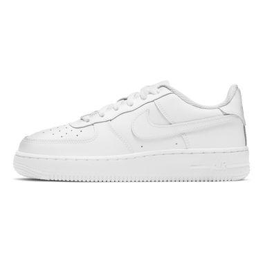 Tenis-Nike-Air-Force-1-Le-GS-Infantil-Branco
