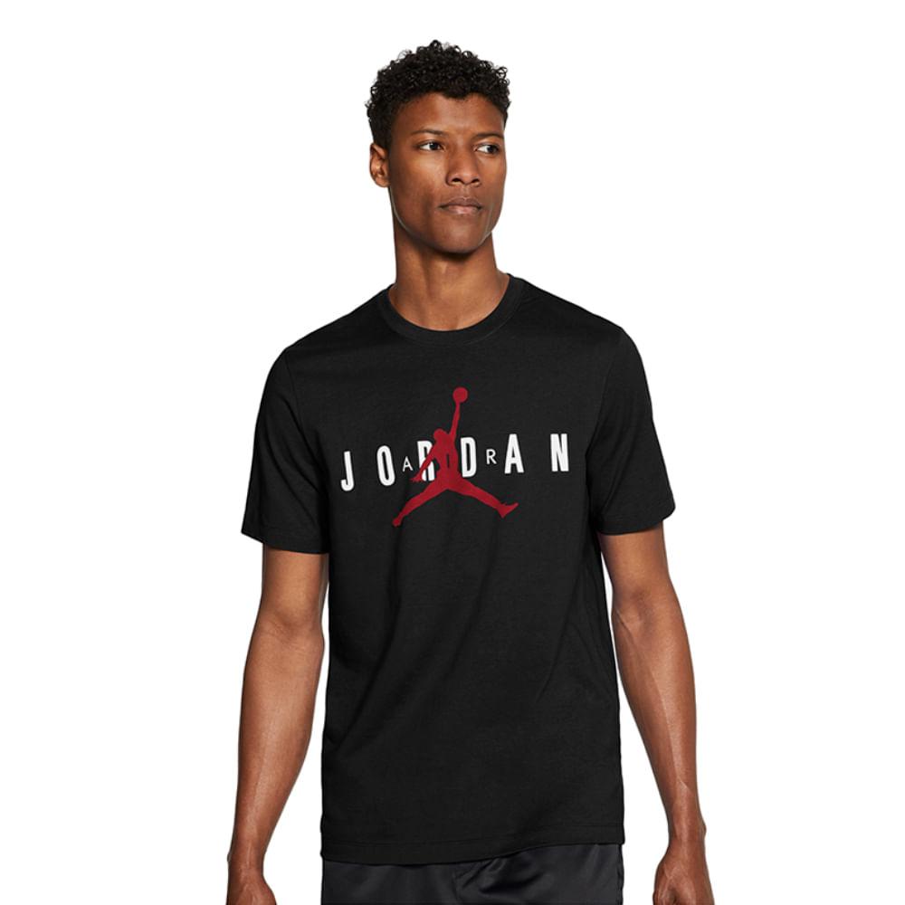 Camiseta-Air-Jordan-Masculina-Preta