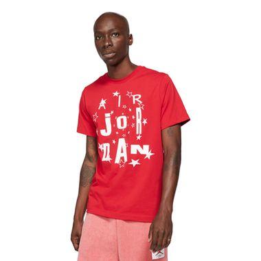 Camiseta-Air-Jordan-Masculina-Vermelha