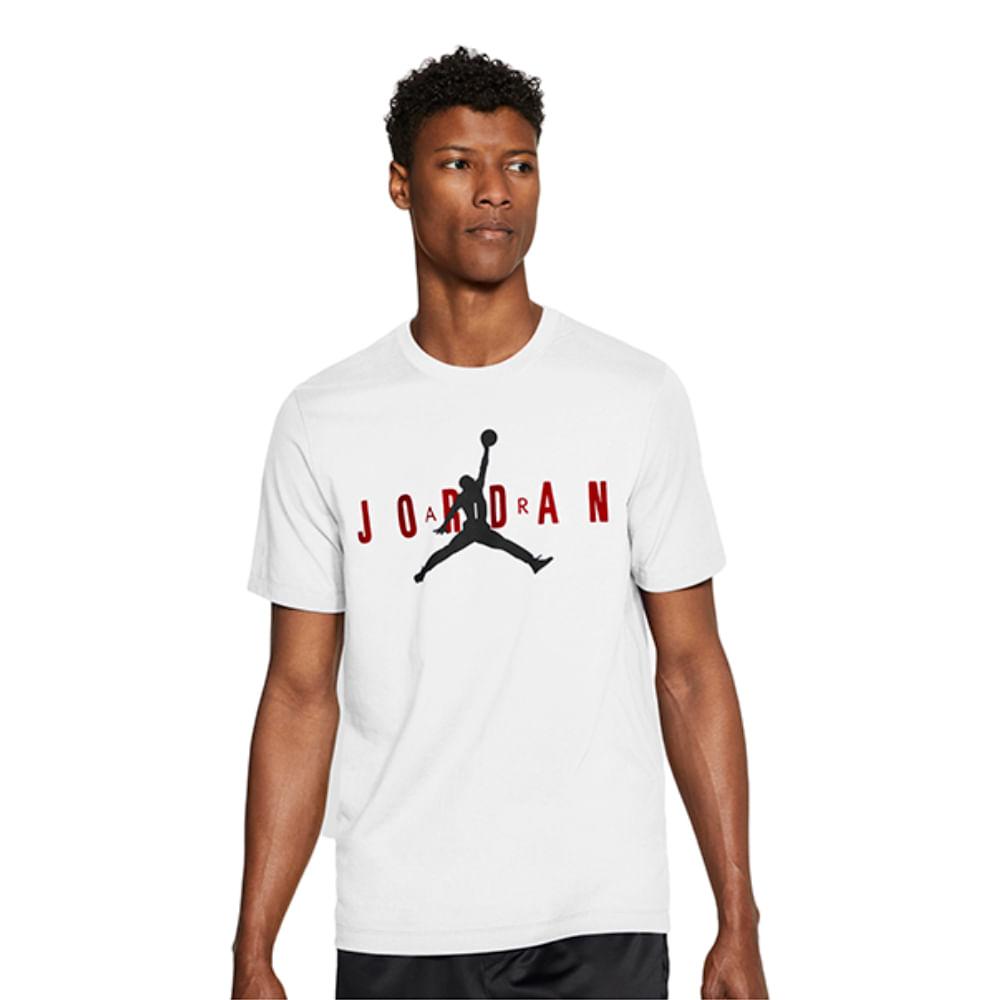 Camiseta-Air-Jordan-Masculina-Branca