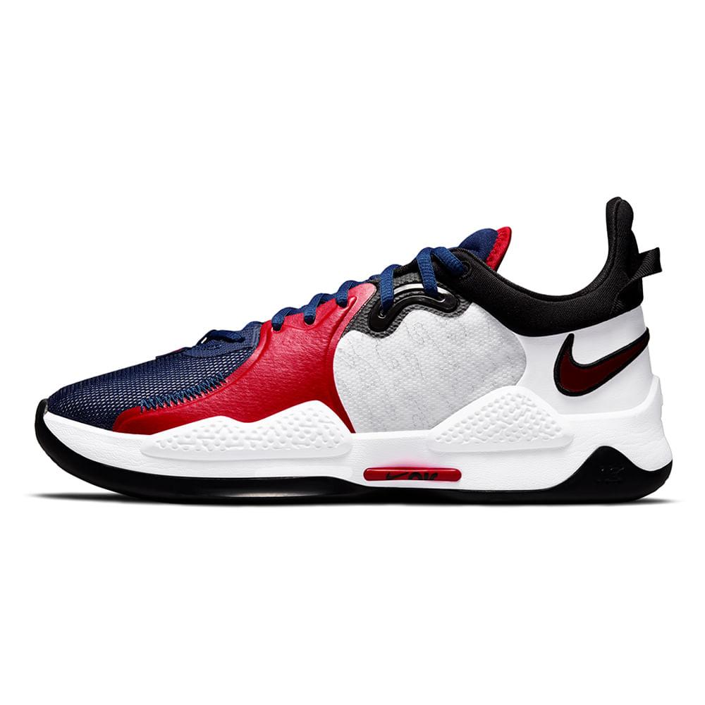 Tenis-Nike-PG-5-Multicolor