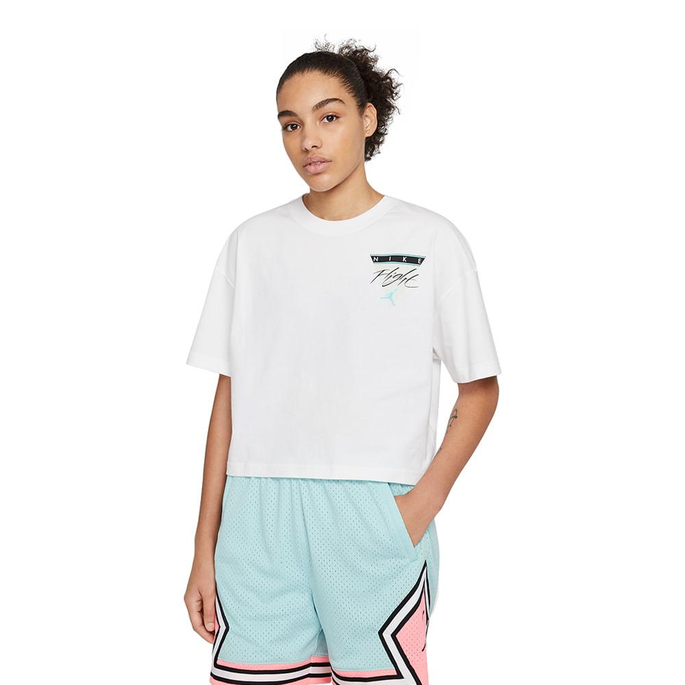 Camiseta-Jordan-Essential-Masculina-Branca