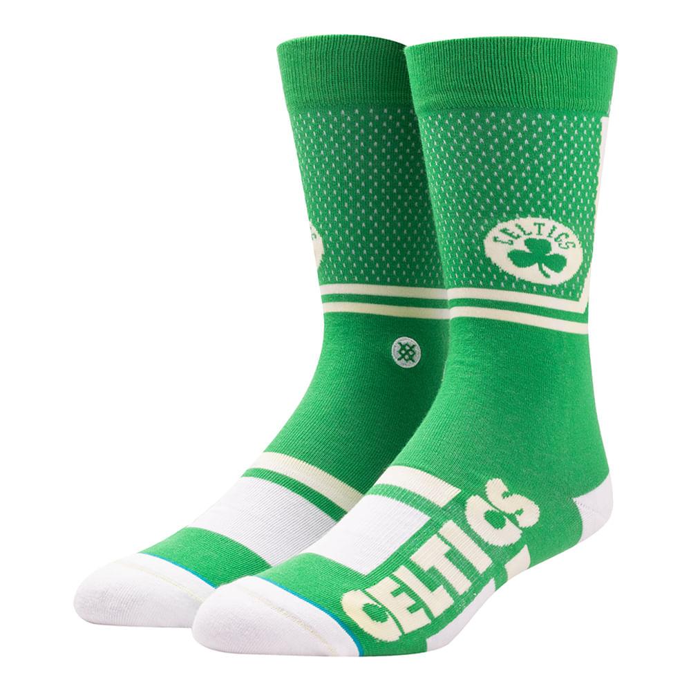Meia-Stance-Celtics-Shortcut-Verde