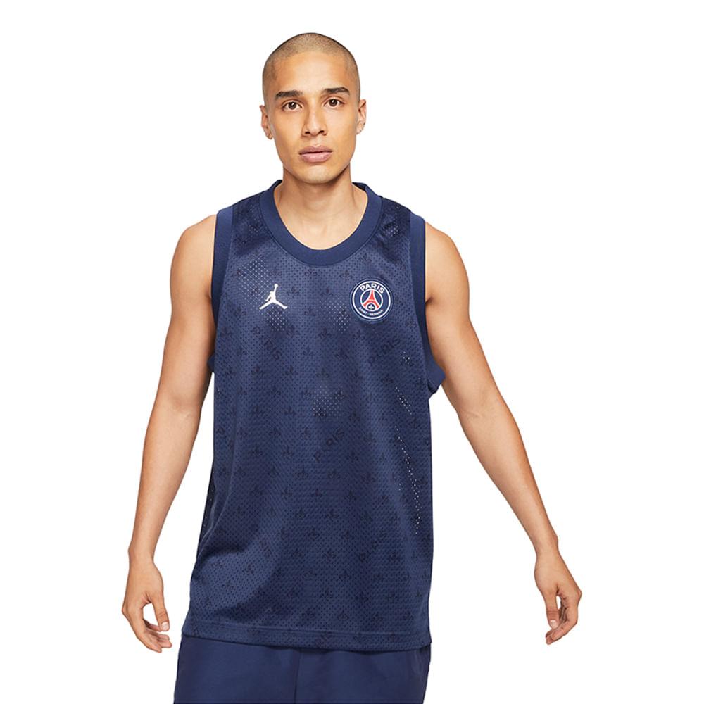 Jersey-Jordan-X-PSG-Masculina-Azul