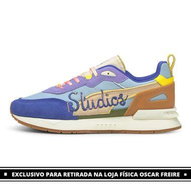 Tenis-Puma-Mirage-Mox-x-Kidsuper-Multicolor
