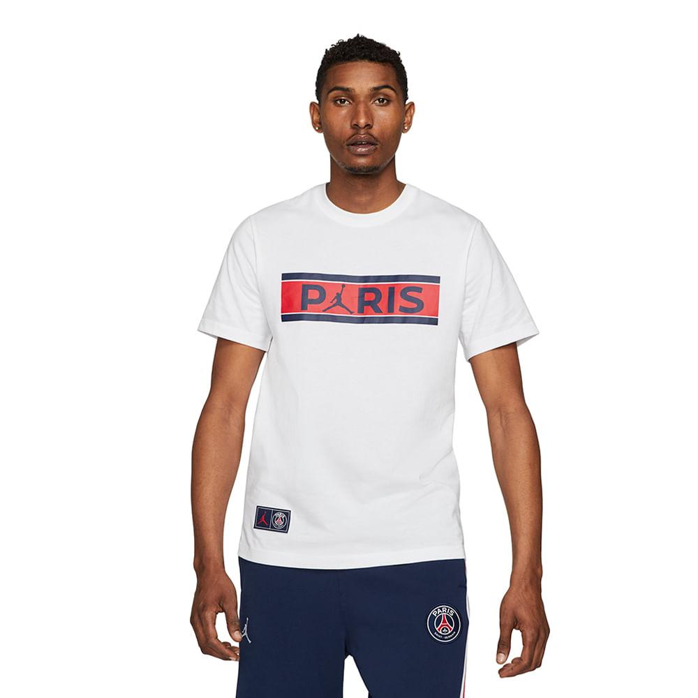 Camiseta-Jordan-X-PSG-Wordmark-Masculina-Branca