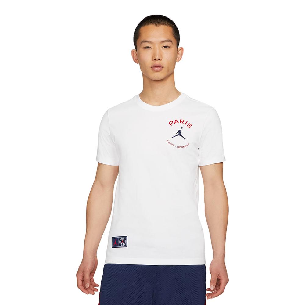Camiseta-Jordan-X-PSG-Logo-Masculina-Branca