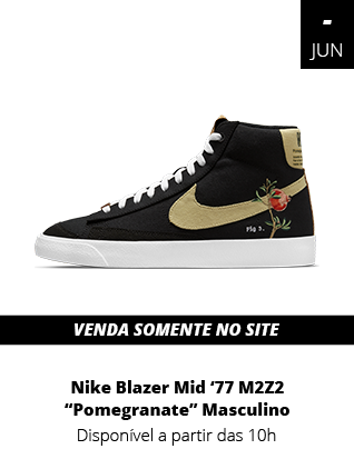 ??/?? - Tênis Nike Blazer Pomegranate