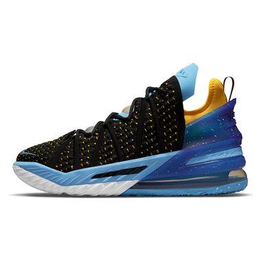 Tenis-Nike-LeBron-XVIII-Multicolor