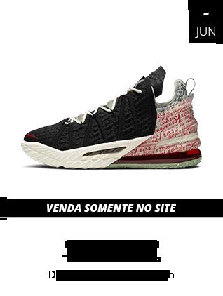 ??-??-?? - Tênis Nike Lebron XVIII GOAT