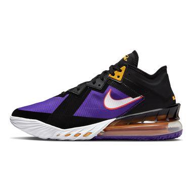 Tenis-Nike-LeBron-XVIII-Low-Roxo