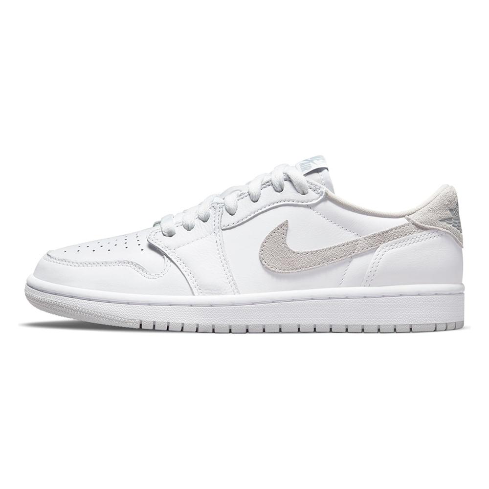 Tenis-Air-Jordan-1-Low-OG-Feminino-Branco
