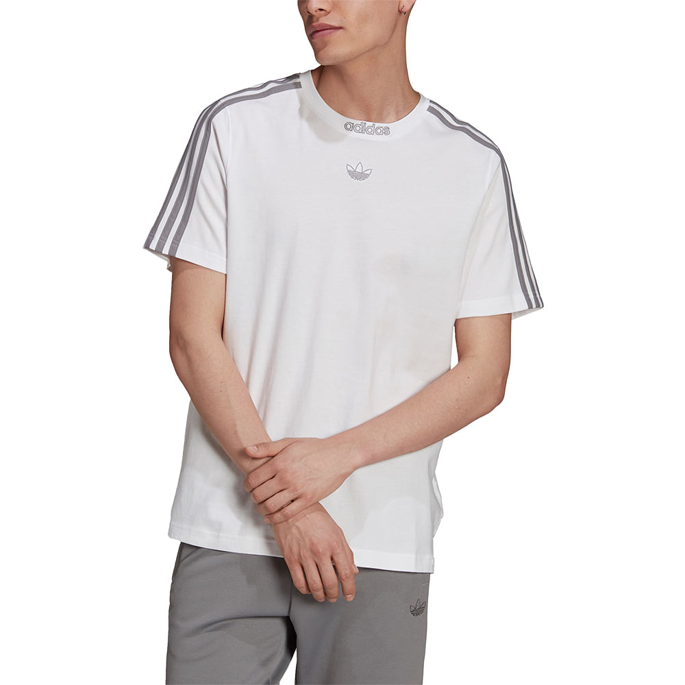 Camiseta-adidas-Sprt-3-stripes-Masculina-Branco