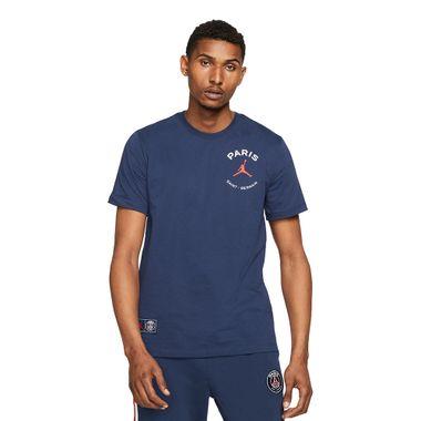 Camiseta-Jordan-X-PSG-Logo-Masculina-Azul