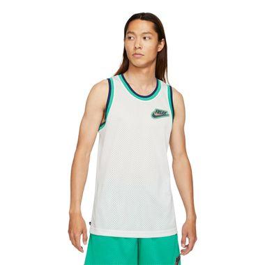 Regata Nike Mesh Giannis Freak Masculina Branca