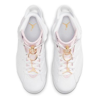 Tenis-Air-Jordan-6-Retro-Feminino-Branco-4