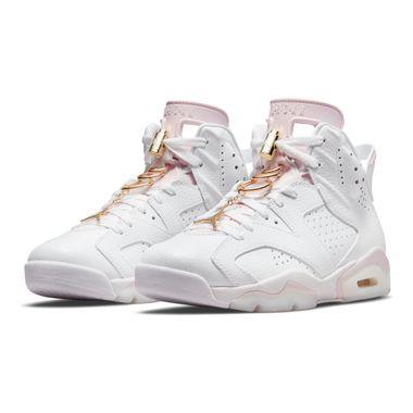 Tenis-Air-Jordan-6-Retro-Feminino-Branco-5