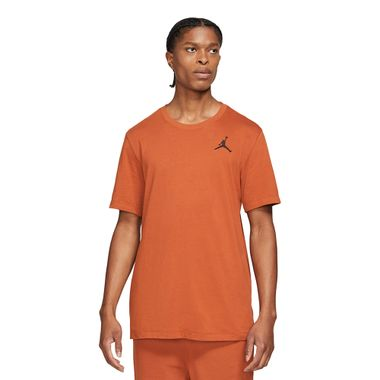 Camiseta-Jordan-Jumpman-EMB-Masculina-Marrom