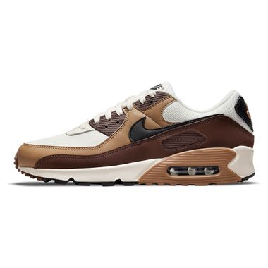 Tenis-Nike-Air-Max-90-Masculino-Marrom