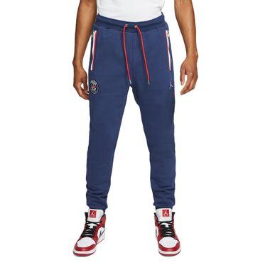 Calca-Jordan-X-PSG-Statement-Fleece-Masculina-Azul