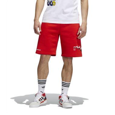 Shorts-adidas-Logo-Play-Masculino-Vermelho