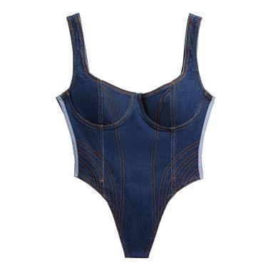 Body-adidas-x-IVP-Denim-Feminino-Azul