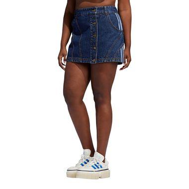 Saia-adidas-x-IVP-Denim-Feminina-Azul