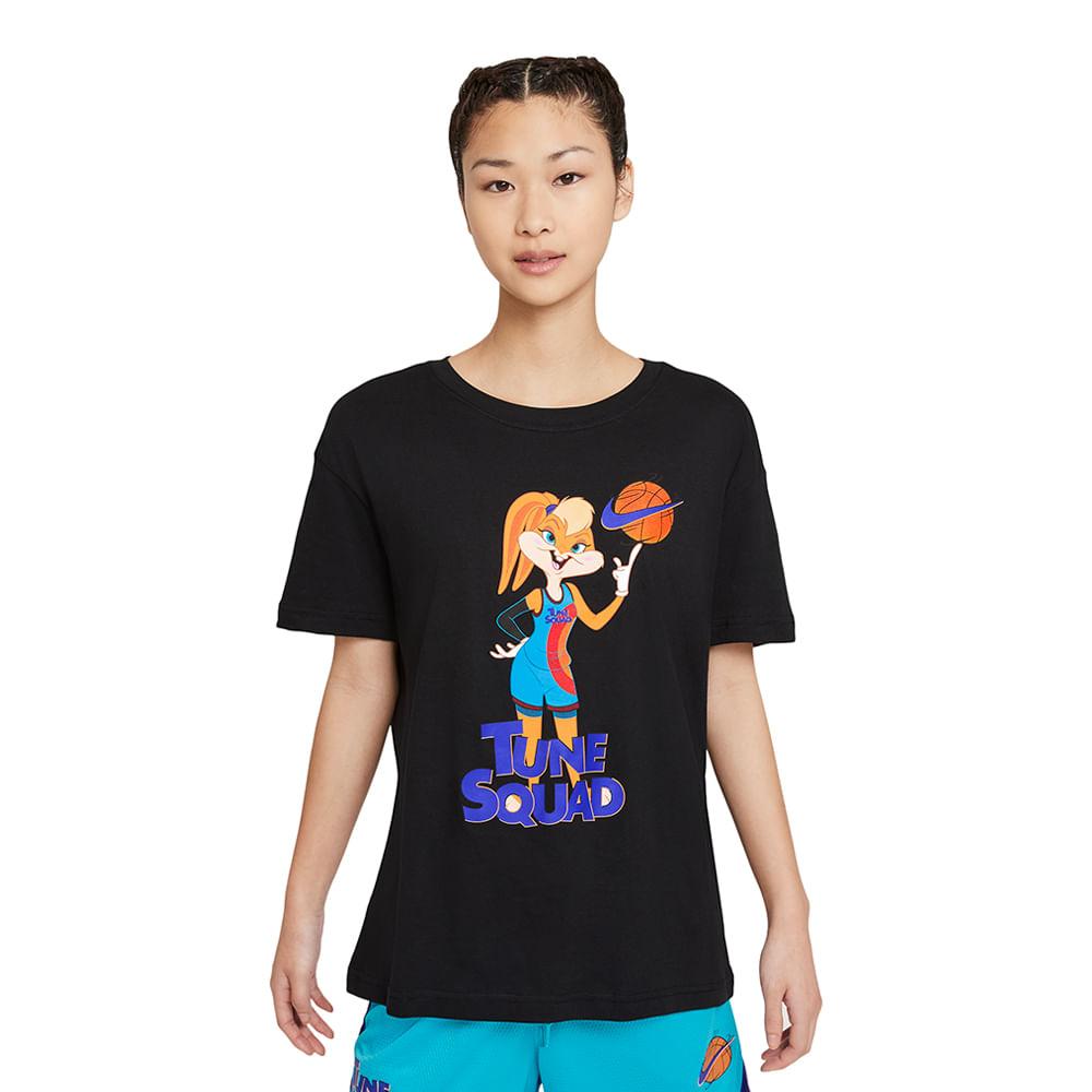 Camiseta-Nike-x-Space-Jam-2-Feminino-Preta