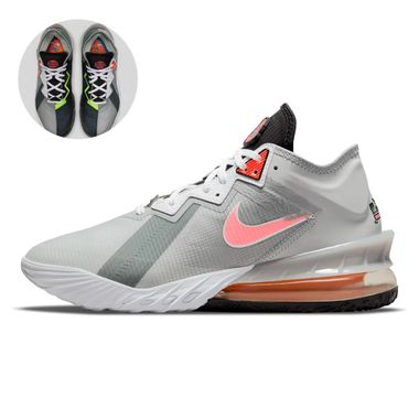 Tenis-Nike-Lebron-XVIII-Low-x-Space-Jam-GS-Infantil-Multicolor