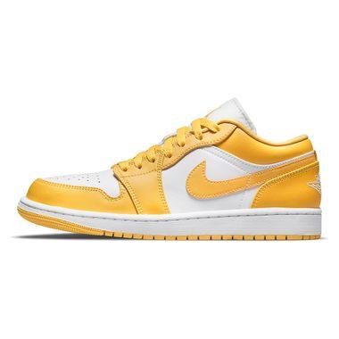 Tenis-Air-Jordan-1-Low-Amarelo