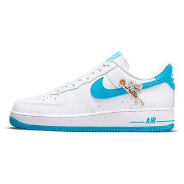 Tenis-Nike-Air-Force-1-07-x-Space-Jam-Masculino-Branco