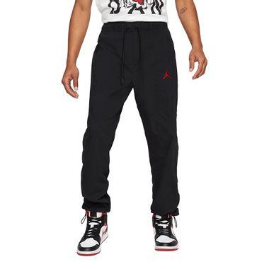 Calca-Jordan-Essentials-Woven-Masculina-Preta