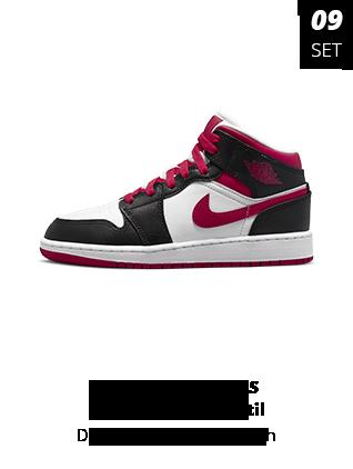 09-09-2021 - Jordan 1 Mid GS Very Berry