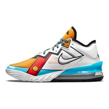 Tenis-Nike-Lebron-XVIII-Low-Multicolor