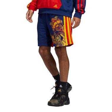 Shorts adidas X DON Baa Masculino Multicolor