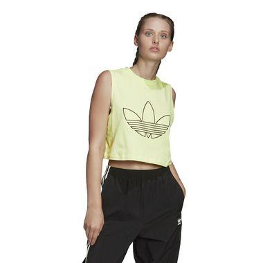 Cropped-Regata-adidas-Feminino-Verde